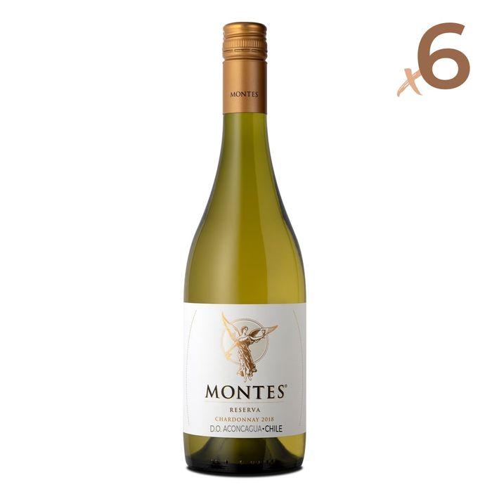 Montes-Reserva-Chardonnay